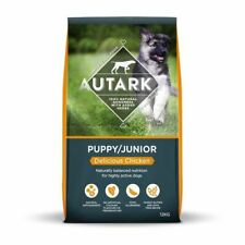 Autarky Chicken Junior Dry Puppy Food Young Dog Hypoallergenic High Protein 12Kg