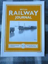 BRITISH RAILWAY JOURNAL 36. DEAN-CHURCWARD GWR. HIGH WYCOMBE