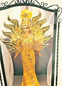Goddess of the Sun 1995 Bob Mackie Barbie #14056 NRFB In Shipper (NEVER OPENED)