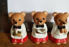 Ceramic Bears Choir