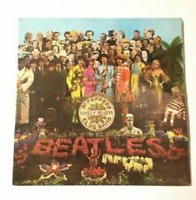 """The Beatles SGT. PEPPER'S LONELY HEARTS CLUB LP 12"""" 33 Giri PMC 7027 Parlophone"""