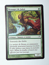 CARTE MTG MAGIC - VERSION FRANCAISE MESSAGER DE JUKAI