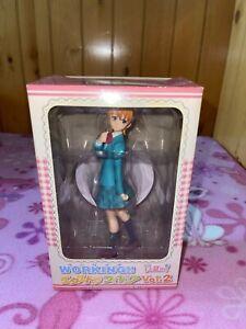 Working!! Wagnaria Japan Anime Boxed Figure Inami Mahiru OPENED