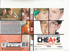 Cheats-2002-Trevor Fehrman-Movie-DVD