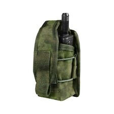 Tactical Universal Radio Pouch MOLLE, A-TACS FG