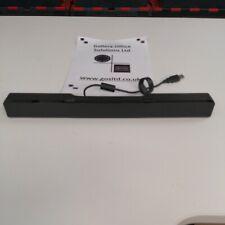 More details for dell ac511 usb multi media speaker mini soundbar