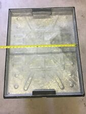 More details for manhole cover shallow recessed locked & sealed 300x300 450x450  600x450  600x600