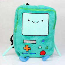 Adventure Time Plush BMO Beemo Game Backpack Plush School Bag 13 inch Kids Gift
