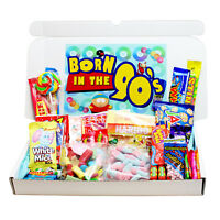BORN IN THE 90S GIFT BOX- GREAT BIRTHDAY OR XMAS GIFT