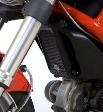 Ducati Monster 1100 Evo R&G Racing Oil Cooler Guard OCG0014BK Black