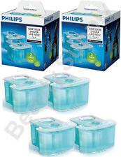 4x Philips Jet Clean Refill Cartridges JC302