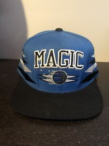 Orlando Magic Mitchell & Ness Vintage Retro Snapback Hardwood Classics Used