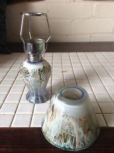 Glass Tea Lamp