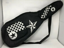 Guitar Hero Rock Band Black Travel Carry Storage Case Bag Fits Guitar Controller