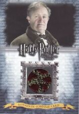 Harry Potter Half Blood Prince Horace Slughorn C2 Costume Card