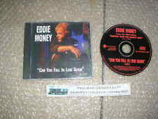CD Rock Eddie Money - Can You Fall In Love Again (1 Song) Promo CMC INTERN