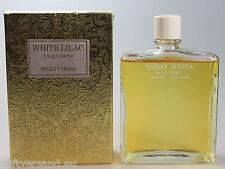Mary Chess - White Lilac 210 ml Toilet Water Splash * Vintage * Rare *