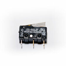 Mircoswitch SS-5GL - Endstop - Switch - mechanisch - RepRap / CNC / RC 3D Druck
