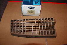 NOS FORD 1980 89 ECONOLINE VAN AIR CONDITIONER AND HEATER REAR REGISTER