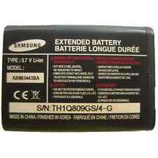 New OEM AB803443BA Extended Battery For Samsung Z400
