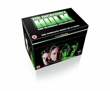 The Incredible Hulk Seasons 1 to 5 Complete BOXSET UK DVD