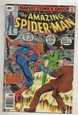 THE AMAZING SPIDER- MAN   No  192  by MARVEL  V  FINE  1979