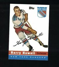 2002-03 Topps Rookie Reprints #7 Harry Howell New York Rangers (A)