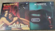 Antigama 2x lp vinyl lot grindcore anima morte deathgrind metal pig destroyer