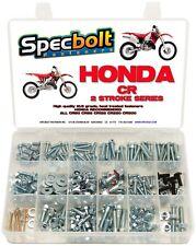 Honda CR Bolt Kit 60 80 85 125 250 500 CR85 Exp Plastics body engine frame -L