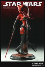 Sideshow DARTH TALON Premium Format #554 Star Wars 1/4 Scale -NEW FACTORY SEALED