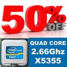 (completo Del Disipador De Calor) Hp 2,66 GHz Xeon 8 Mb X5355 Qc Cpu Kit Para Xw8400 rq541aa