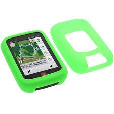 Bolsa Para Falk Tiger Geo Funda Protectora de Silicona Goma Funda GPS Verde