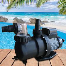 Ersatzpumpe 9,5m³ Pool Filterkessel Poolpumpe Sandfilteranlage Pumpe Sandfilter