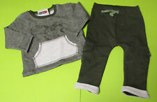 Ergee Größe 80 Baby Anzug Set Teddyfell Pullover Und Gefütterte Hose