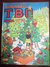 TBO Almanaque 1979