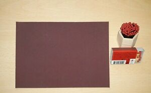 "Striking paper (self-adhesive).Match strike paper friction. 8,2"" x 5,8"". NEW"