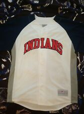 Cleveland Indians Nick Swisher jersey MLB