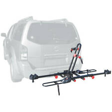 Bike Hitch Rack 2 Mount Carrier Trailer Car Truck Suv Receiver Bicycle Transport