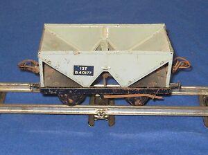 Vintage Hornby O Gauge No.1 Hopper Wagon