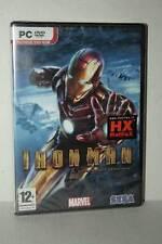 IRON MAN GIOCO NUOVO SIGILLATO PC DVD VERSIONE ITALIANA GD1 45862