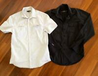 Mens Saba & Industrie Shirts, Size Small,EUC