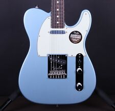 Fender American Standard Telecaster Ice Blue Metallic Guitar Tele Matching Head