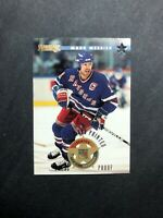 1995-96 Donruss #16 Mark Messier Press Proof First 2000 Printed NY Rangers