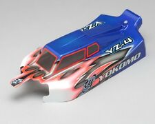 Yokomo YZ-4 SF JConcepts Light Weight 1/10 4WD Buggy Body (Clear) - YOKS4-101LW