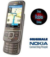 Nokia 6710 Navigator Braun-Titanium (Ohne Simlock) 3G GPS 5MP Original Neuwertig