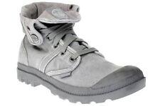 Botas de mujer Palladium color principal gris