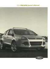 2014 Ford Escape Owners Manual User Guide