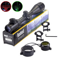 Bushnell Banner 4-16x 40mm Matte Black Rifle Reticle Scope Illuminated Hunting