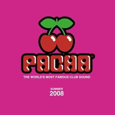 Pacha Summer 2008 The World's Most Famous Club Sound Very Rare CD 33 Track Album
