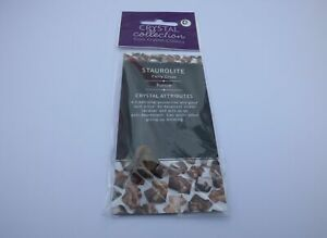 Staurolite (Fairy Cross) Pack D (UK based crystal shop, stock & shipping)